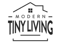 modern tiny living logo